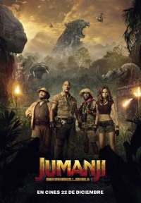 Sorteo: Camisetas de The Jungle Warriors edición limitada Jumanji